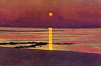 Sunset, vallotton