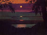 Sunset, 1918, vallotton