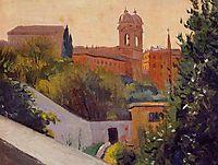 Trinity of the Mount, 1913, vallotton