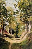 Undergrowth, 1904, vallotton