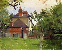 Villa Beaulieu, Honfleur, 1909, vallotton