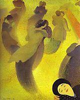 The Waltz, 1893, vallotton
