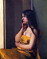 The Yellow Sheet, 1913, vallotton