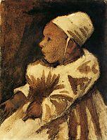 Baby, c.1882, vangogh