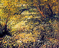 Banks of the Seine in the spring, 1887, vangogh