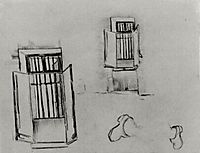 Barred Windows, vangogh