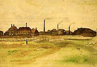 Coalmine in the Borinage, 1879, vangogh
