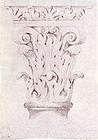 Corinthian Capital, 1863, vangogh