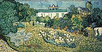 Daubigny-s Garden , 1890, vangogh