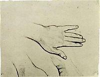 Hand, 1885, vangogh