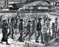 Miners, 1880, vangogh