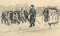 Orphans, 1882, vangogh