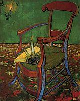 Paul Gauguin s Armchair, 1888, vangogh
