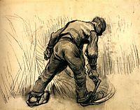 Reaper, 1885, vangogh