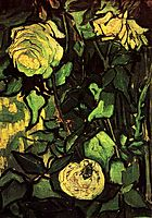 Roses and Beetle, vangogh