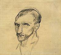 Self-Portrait, 1886, vangogh
