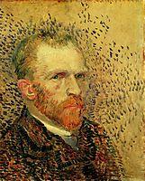 Self-Portrait, 1887, vangogh