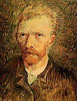 Self-Portrait, 1888, vangogh
