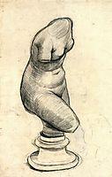 Torso of Venus, c.1886, vangogh