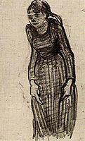 Woman Standing, 1890, vangogh
