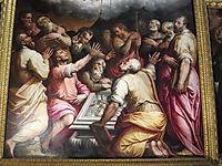 Assumption of the Virgin (detail), vasari