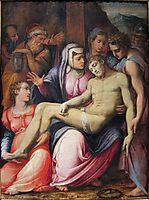 The Deposition, c.1540, vasari