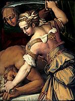 Judith and Holofernes, c.1554, vasari