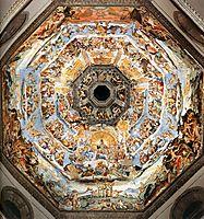 The Last Judgment , 1572, vasari