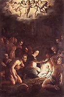 The Nativity, c.1546, vasari