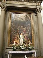 Pentecost, vasari