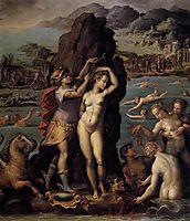 Perseus and Andromeda, 1572, vasari