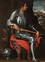Portrait of Alessandro de- Medici , 1534, vasari