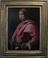 Portrait of a gentleman of Florence, vasari