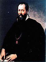 Self Portrait, 1568, vasari