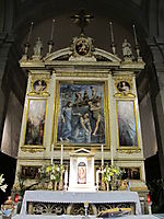 Vasari altar, vasari