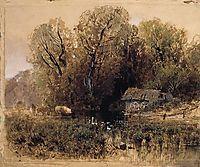 Abandoned Mill 1, 1873, vasilyev