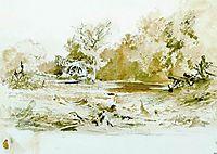 Abandoned Mill 2, 1873, vasilyev