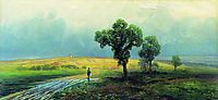 After a Heavy Rain, 1870, vasilyev
