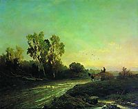 After a Rain, 1869, vasilyev
