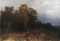 Autumn, 1869, vasilyev