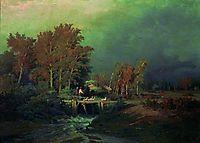 Before the Rain, 1871, vasilyev