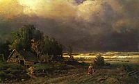 Before a Thunderstorm, vasilyev