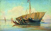 Boat, 1870, vasilyev