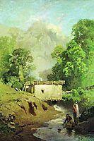 Crimean Landscape, 1873, vasilyev