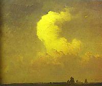 Cumulus. Study, vasilyev