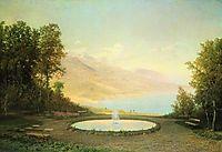 Eriklik the Fountain (Crimea), 1872, vasilyev