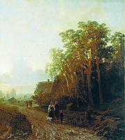Evening, 1869, vasilyev