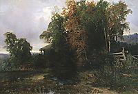 The Evening before the Storm, 1869, vasilyev