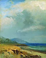 Landscape. Crimea, 1873, vasilyev