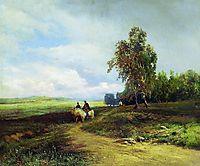 Landscape with Clouds, vasilyev